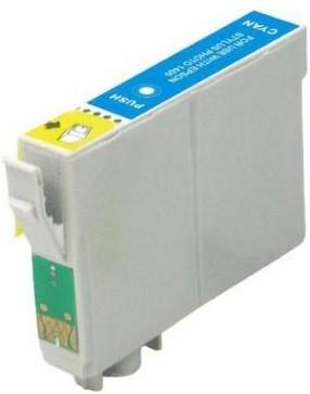 Kompatibilní inkoust s Epson T0612 modrý