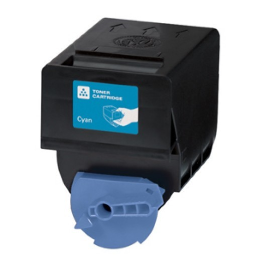 Kompatibilní toner s Canon C-EXV21 modrý