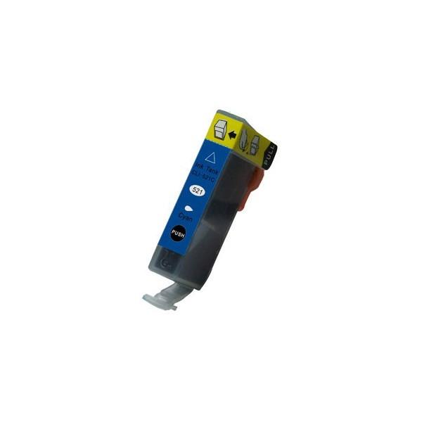 Kompatibilní inkoust s Canon CLI-521C modrý