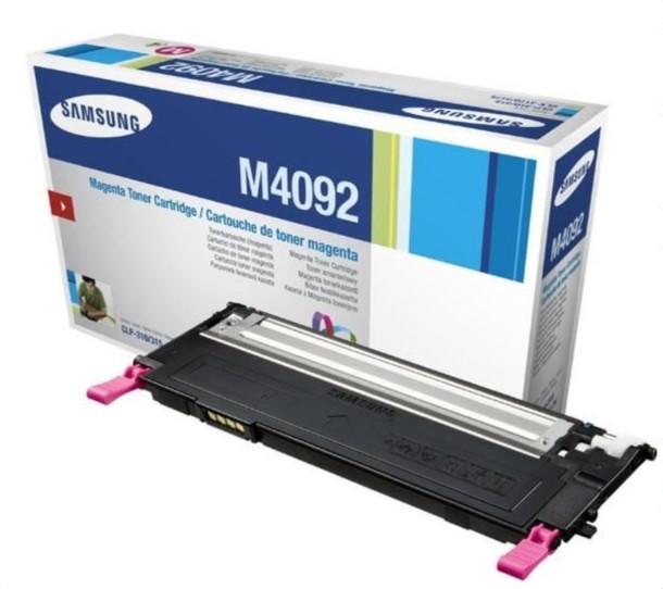 Originální toner Samsung CLT-M4092S červený