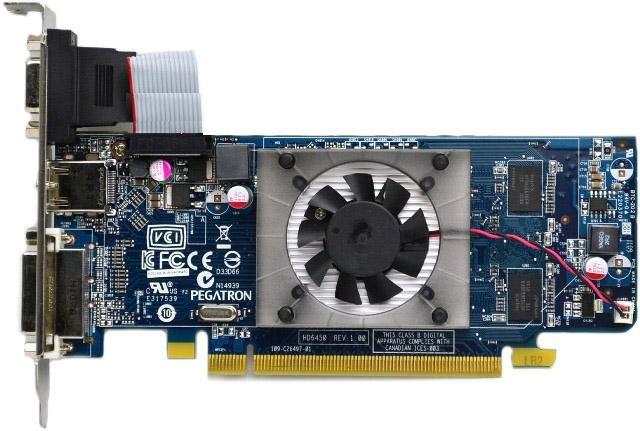 AMD Radeon HD6450 1GB