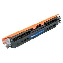 Kompatibilní toner s HP CE311A (126A) modrý - Top Quality