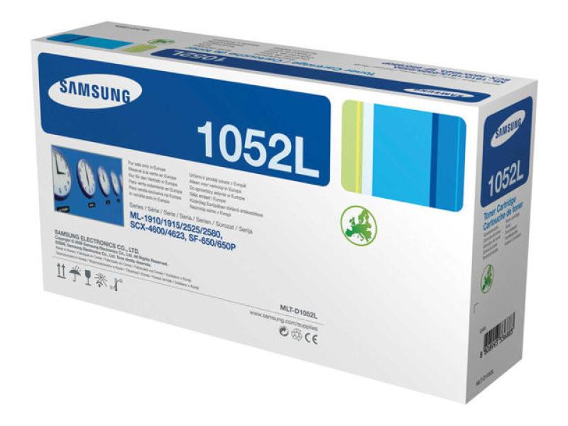 Originální toner Samsung MLT-D1052L