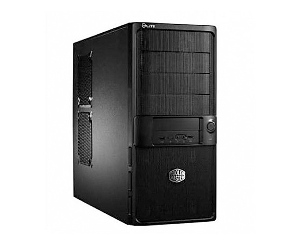 PC Gigabyte GA-H55M-UD2H, Intel Core i3, 4 GB RAM, 250 GB HDD