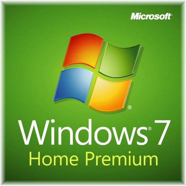 Microsoft Windows 7 Home Premium, 32-bit, CZ, GFC-02018