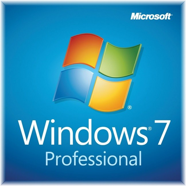 Microsoft Windows 7 Professional, 32-bit, CZ, FQC-08664