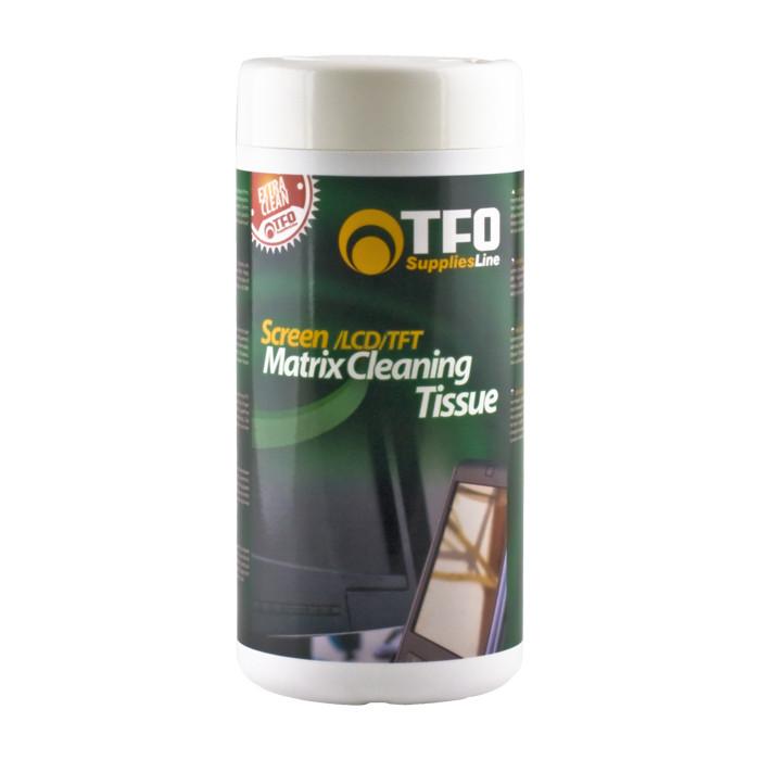Ubrousky na čištění monitorů LCD/TFT TFO