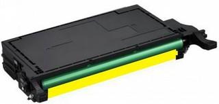 Kompatibilní toner se Samsung CLP-Y660B žlutý