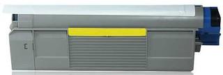 Kompatibilní toner s OKI 43381905 žlutý