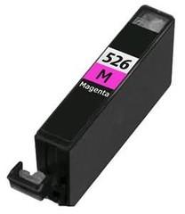 Kompatibilní inkoust s Canon CLI-526M červený