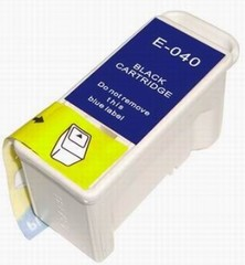 Kompatibilní inkoust s Epson T040 černý