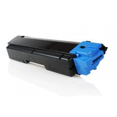Kompatibilní toner s Kyocera TK-580C modrý