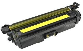 Kompatibilní toner s HP CE742A (307A) žlutý