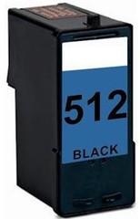 Kompatibilní inkoust s Canon PG-512 černý