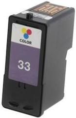 Kompatibilní inkoust s Lexmark 18CX033 č. 33 barevný