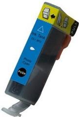 Kompatibilní inkoust s Canon CLI-8PC foto modrý