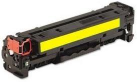 Kompatibilní toner s HP CE412A (305A) žlutý
