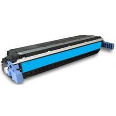Kompatibilní toner s HP C9721A (641A) modrý