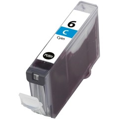 Kompatibilní inkoust s Canon BCI-6C modrý