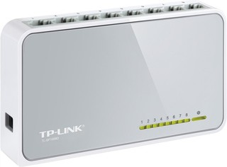 TP-LINK TL-SF1008D Switch, 8 port
