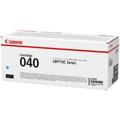 Originální toner Canon 040C (0458C001), azurový
