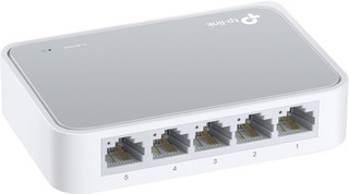 TP-LINK TL-SF1005D Switch, 5 port