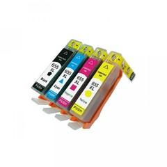 Kompatibilní inkoust s HP 655XL, CMYK, Multipack