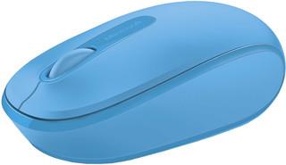 Microsoft Wireless Mobile Mouse 1850, azurová