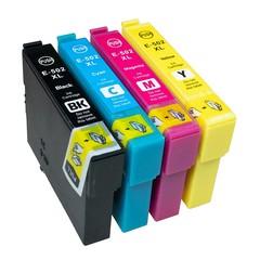 Kompatibilní inkoust s Epson 502XL, C13T02W64010, multipack