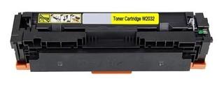 Kompatibilní toner HP W2032X (415X), žlutý