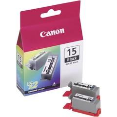 Originální inkoust Canon BCI-15Bk (8190A002), dvojbalení