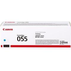 Originální toner Canon 055C (3015C002), azurový