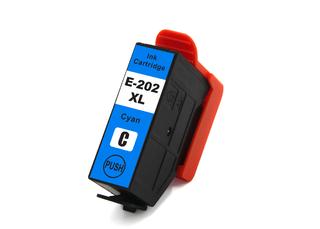 Kompatibilní inkoust s Epson T02H24010 (202XL) azurový