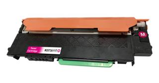 Kompatibilní toner HP W2073A (117A), purpurový, bez čipu