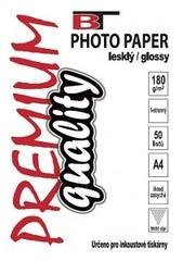 Lesklý fotopapír A4/180g (50 listů v balení)