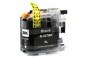 Kompatibilní inkoust s Brother LC-227XL černý