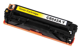 Kompatibilní toner s HP CB542A (125A) žlutý