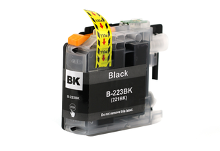 Kompatibilní inkoust s Brother LC-223XL černý