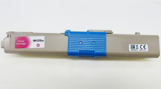 Kompatibilní toner s OKI 46508710 červený (3 000 stran) - C332/MC363