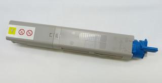Kompatibilní toner s OKI 43459369 žlutý