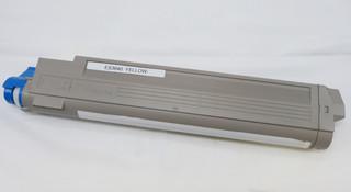 Kompatibilní toner s OKI 43837105, žlutý