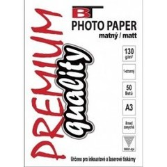 Matný fotopapír A4/130g (100 listů v balení)