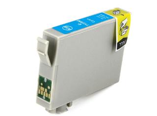 Kompatibilní inkoust s Epson T0712 modrý