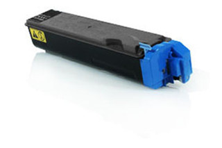 Kompatibilní toner s Kyocera TK-520C modrý