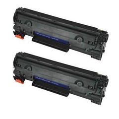 Kompatibilní toner s HP CE285AD (85A) Dvojbalení