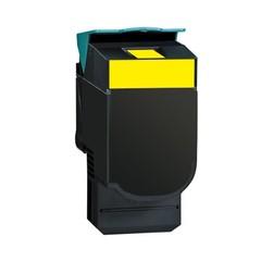 Kompatibilní toner s Lexmark C540H2YG žlutý