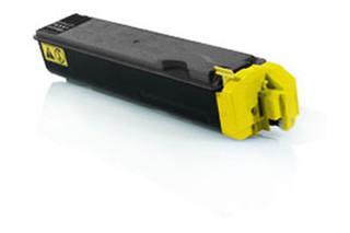 Kompatibilní toner s Kyocera TK-520Y žlutý