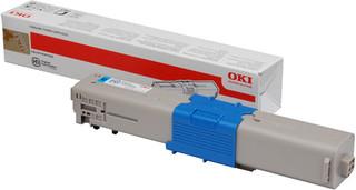Originální toner OKI 44973535 modrý