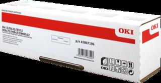 Originální toner OKI 45807106