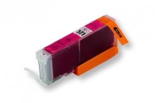 Kompatibilní inkoust s Canon CLI-571M XL červený